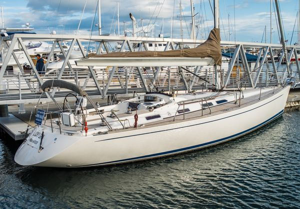 Used Sweden Yachts 45 Racer and Cruiser Sailboat For Sale