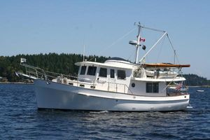 Used Kadey-Krogen 39 Trawler Boat For Sale
