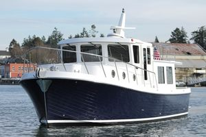 New American Tug 395 Trawler Boat For Sale