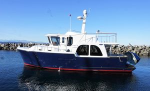 Used Concorde Trawler Boat For Sale