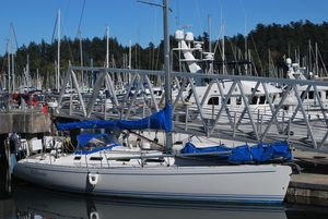 Used Finngulf 41 Sloop Sailboat For Sale