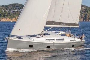 New Hanse 418 Motorsailer Boat For Sale