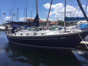 Used Perry 41 Motorsailer Boat For Sale