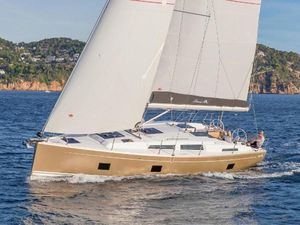 New Hanse 418 Motorsailer Sailboat For Sale
