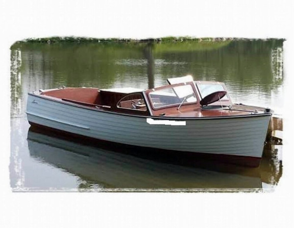 Used Lyman Sleeper E1415 Antique and Classic Boat For Sale