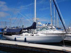 Used Ranger 37 Racer and Cruiser Sailboat For Sale