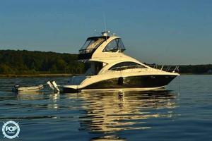 Used Sea Ray 36 Sedan Bridge Express Cruiser Boat For Sale