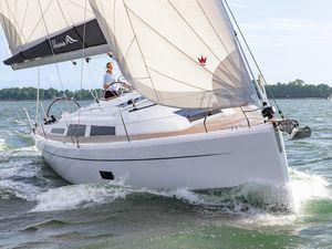 New Hanse 348 Motorsailer Boat For Sale