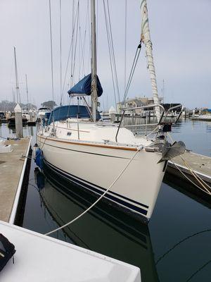 Used Hanse 341 Cruiser Sailboat For Sale