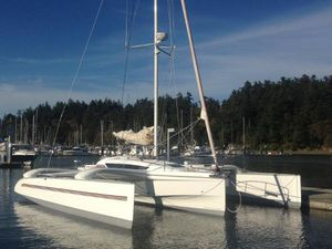Used Dragonfly 32 Trimaran Sailboat For Sale