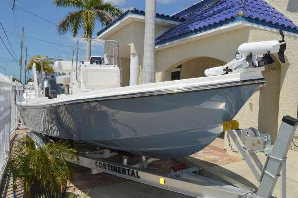 Used Parker Boats 2100 Gulf Coast Big Bay Boat For Sale