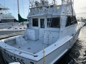 Used Hatteras 46 Convertible Sports Fishing Boat For Sale