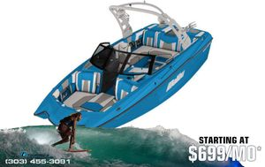 New Malibu 23 MXZ Ski and Wakeboard Boat For Sale