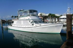 Used Provincial 42 Pleasure Boat Motor Yacht For Sale
