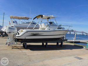 Used Hydra-Sports Vector 2650 WA Walkaround Fishing Boat For Sale