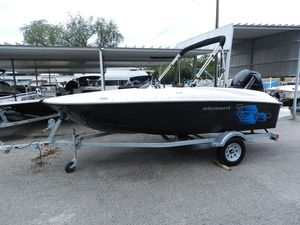New Bayliner Element 160 Deck Boat For Sale