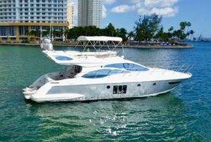 Used Azimut 48 Flybridge Motor Yacht For Sale