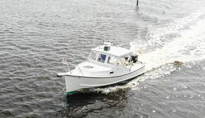 Used Custom Fib Fab 21 Passenger Boat For Sale