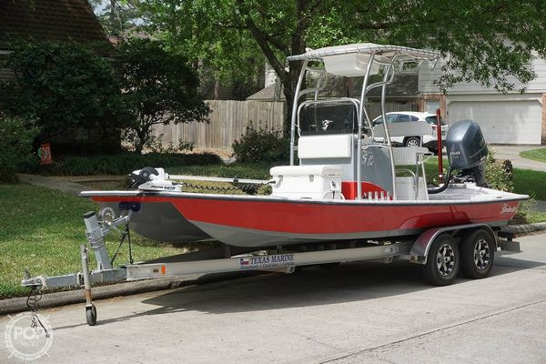 Used Shoalwater 21 CAT Bay Boat For Sale
