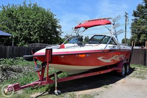 Used Centurion Typhoon Storm Ski and Wakeboard Boat For Sale
