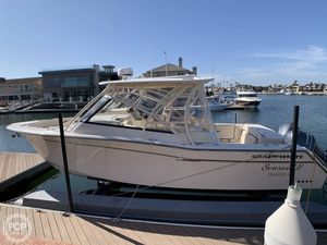 Used Grady-White Freedom 335 Cruiser Boat For Sale