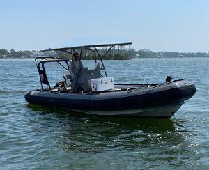 Used Zodiac Rib Tender Boat For Sale