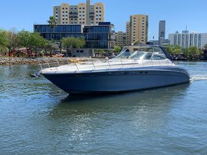 Used Sea Ray 54 Express Cruiser Boat For Sale