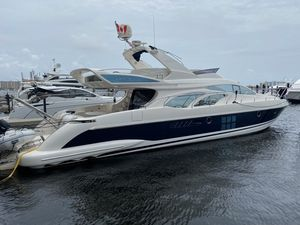 Used Azimut 680 Full Motor Yacht For Sale