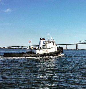 Used Custom 3,300 hp Tug Boat For Sale