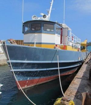 Used Swiftships Expedition Treasure Research Commercial Boat For Sale