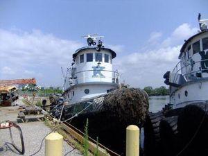 Used Custom Tug Boat For Sale