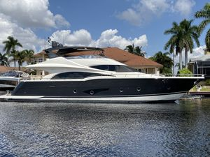 Used Marquis 72 FLY Motor Yacht For Sale