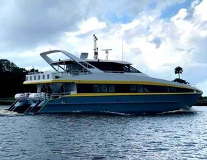 Used Sabre Craft Passenger Fast Ferry Passenger Boat For Sale