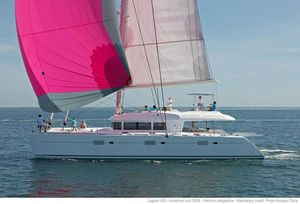 Used Lagoon 620 Multi-Hull Sailboat For Sale