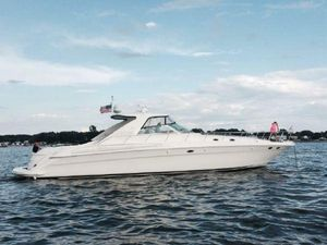 Used Sea Ray 580 Sundancer Express Cruiser Boat For Sale