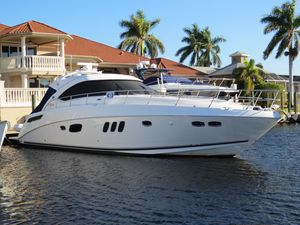 Used Sea Ray 540 SUNDANCER ZEUS Express Cruiser Boat For Sale