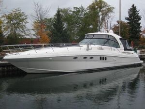 Used Sea Ray 52 Sundancer Express Cruiser Boat For Sale