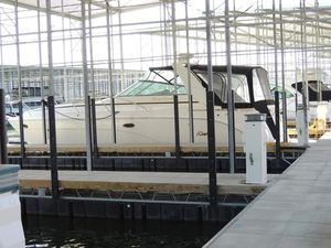 Used Rinker 410 Express Cruiser Boat For Sale