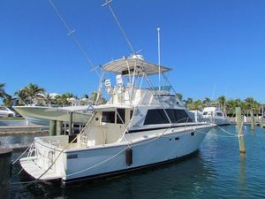 Used Bertram 38III Convertible Saltwater Fishing Boat For Sale