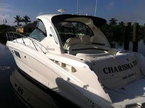 Used Sea Ray 380 DA HARDTOP SUNDANCER Express Cruiser Boat For Sale