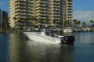 Used Fountain 38 Tournament Edition Saltwater Fishing Boat For Sale