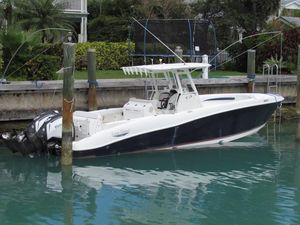 Used Deep Impact 33 FS Center Console Fishing Boat For Sale