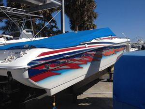 Used Formula 353 FASTech Sports Cruiser Boat For Sale