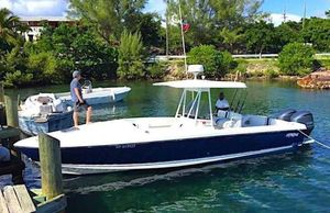 Used Intrepid 323 cuddy Cabin Boat For Sale