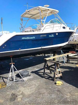 Used Wellcraft 290 Coastal Saltwater Fishing Boat For Sale