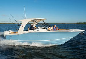 Used Scout 275 Dorado Saltwater Fishing Boat For Sale