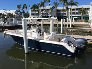Used Tidewater 23 CC HARDTOP Center Console Fishing Boat For Sale