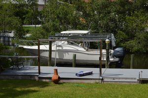 Used Scout 242 Abaco Saltwater Fishing Boat For Sale
