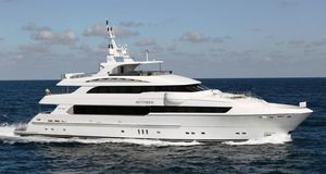 Used Horizon Premier Series Motor Yacht For Sale