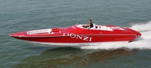 Used Donzi ZRO Open High Performance Boat For Sale